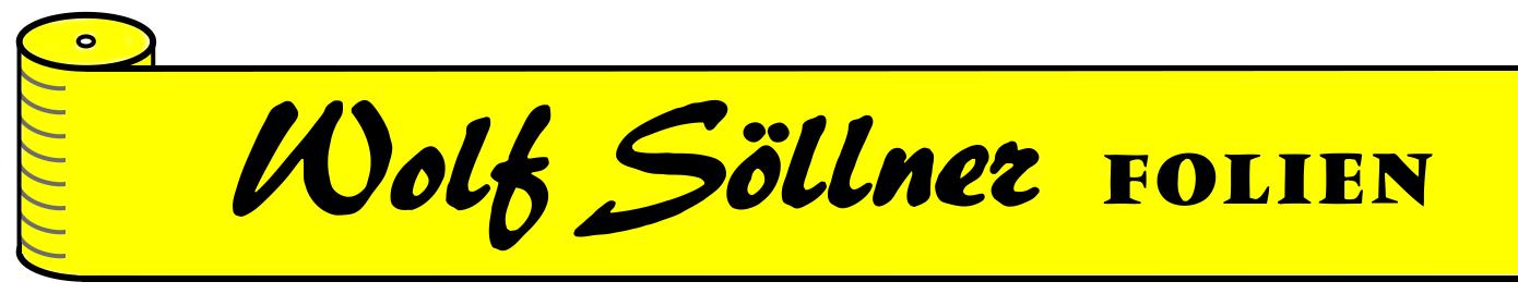 Wolf Söllner Folien